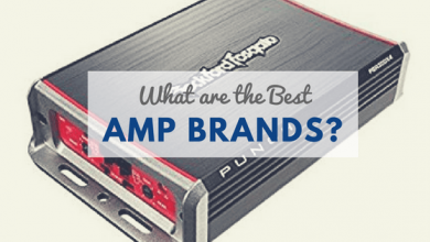 Car Amplifier Brands List
