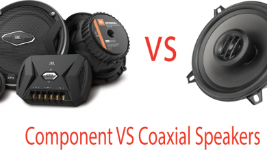 Coaxial Speakers vs Component Speakers