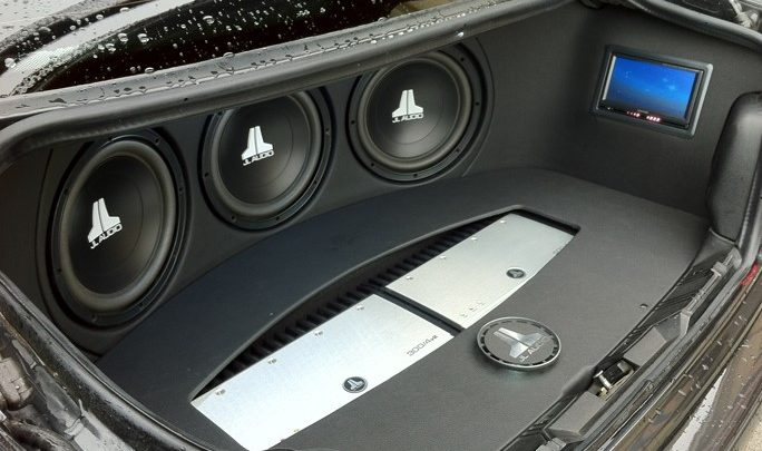 How to Install Speakers in Car Trunk