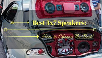 Best 5x7 Speakers