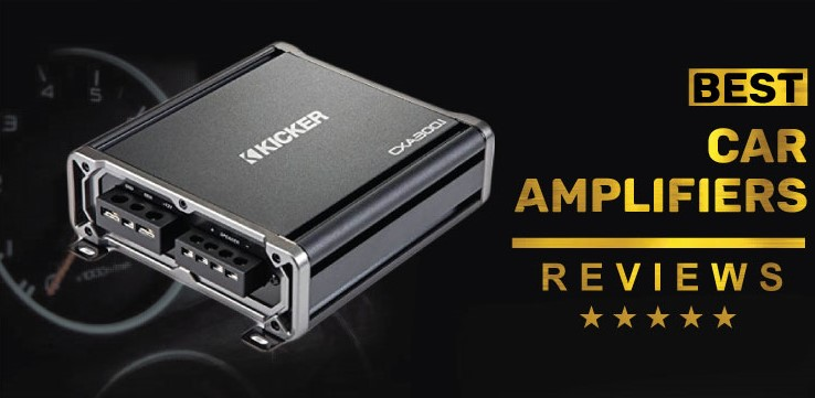 Best Car Amplifier 2019 Reviews