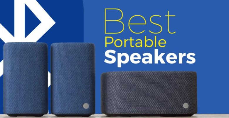 Best Portable Bluetooth Speakers 2019