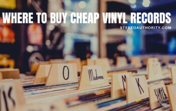 Where to Buy Cheap Vinyl Records