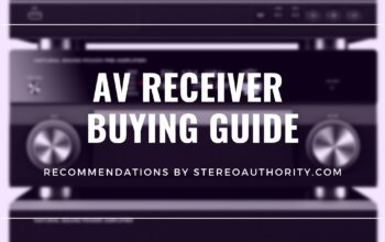 AV Receiver Buying Guide and AV Receiver Comparisons