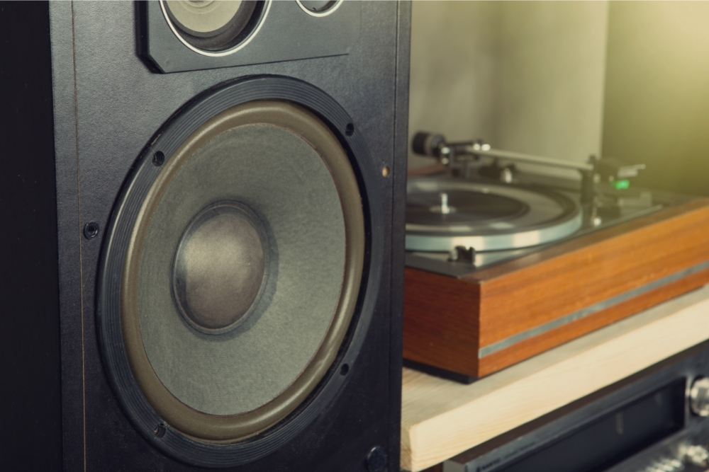 Best Speakers For Turntable